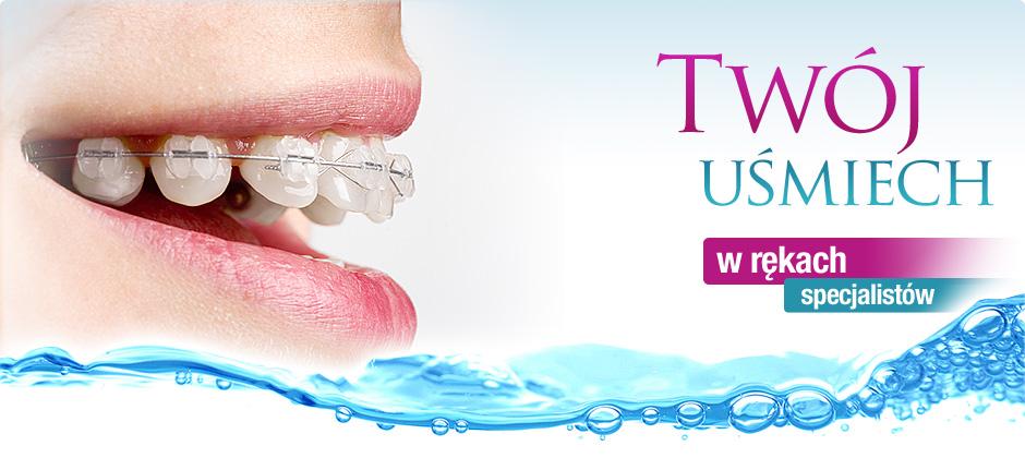Twój uśmiech w rękach specjalistów - Ortodoncja