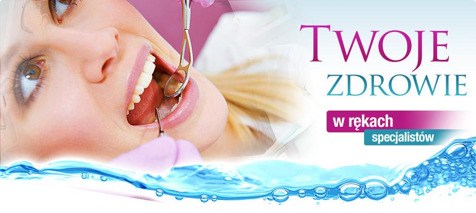Twój uśmiech w rękach specjalistów - Stomatologia zachowawcza