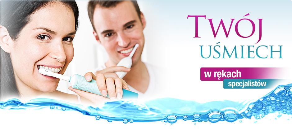 Twój uśmiech w rękach specjalistów - Wybielanie zębów z Centrum Medycznym
